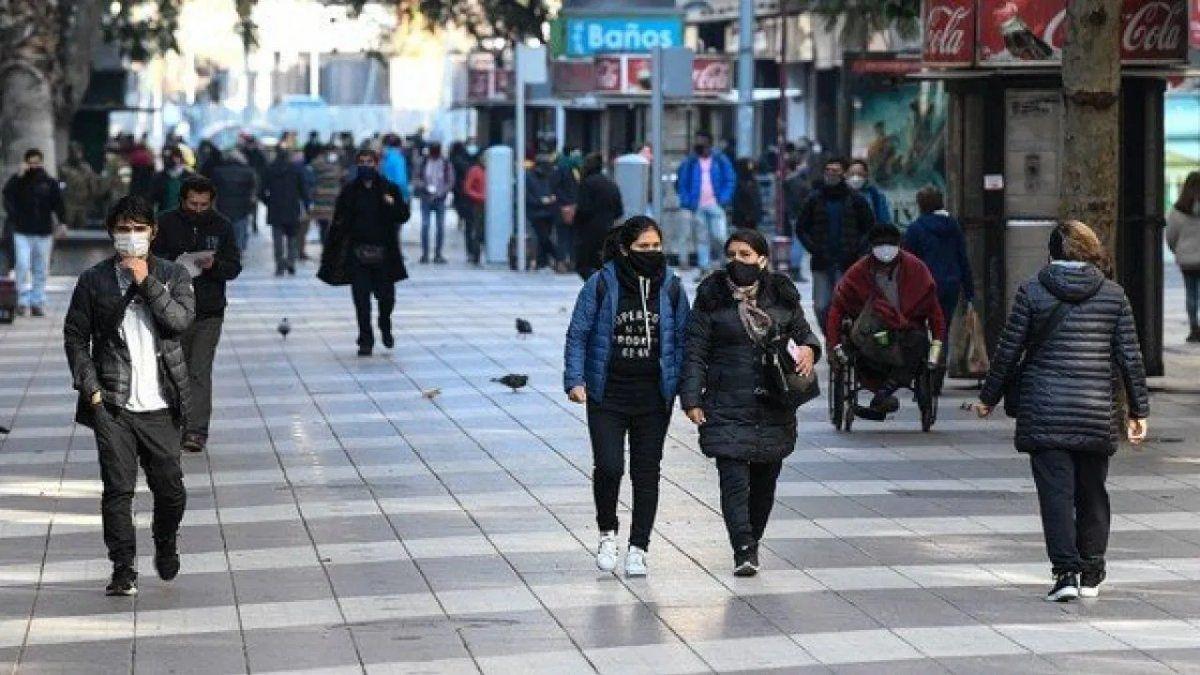Chile: los muertos subieron más de 50% en una semana