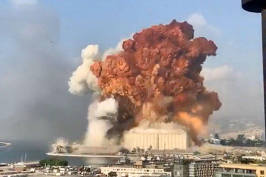 Explosión en Beirut: Negligencia del gobierno en medio de la crisis