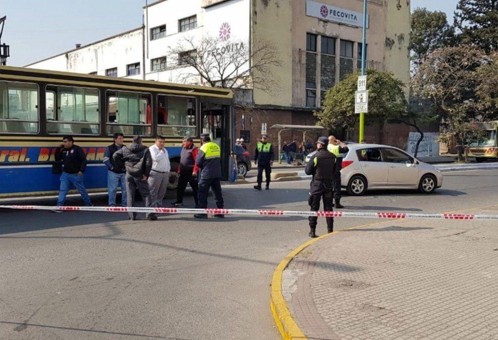 Conductor se suicidó de un disparo luego de evadir un control policial