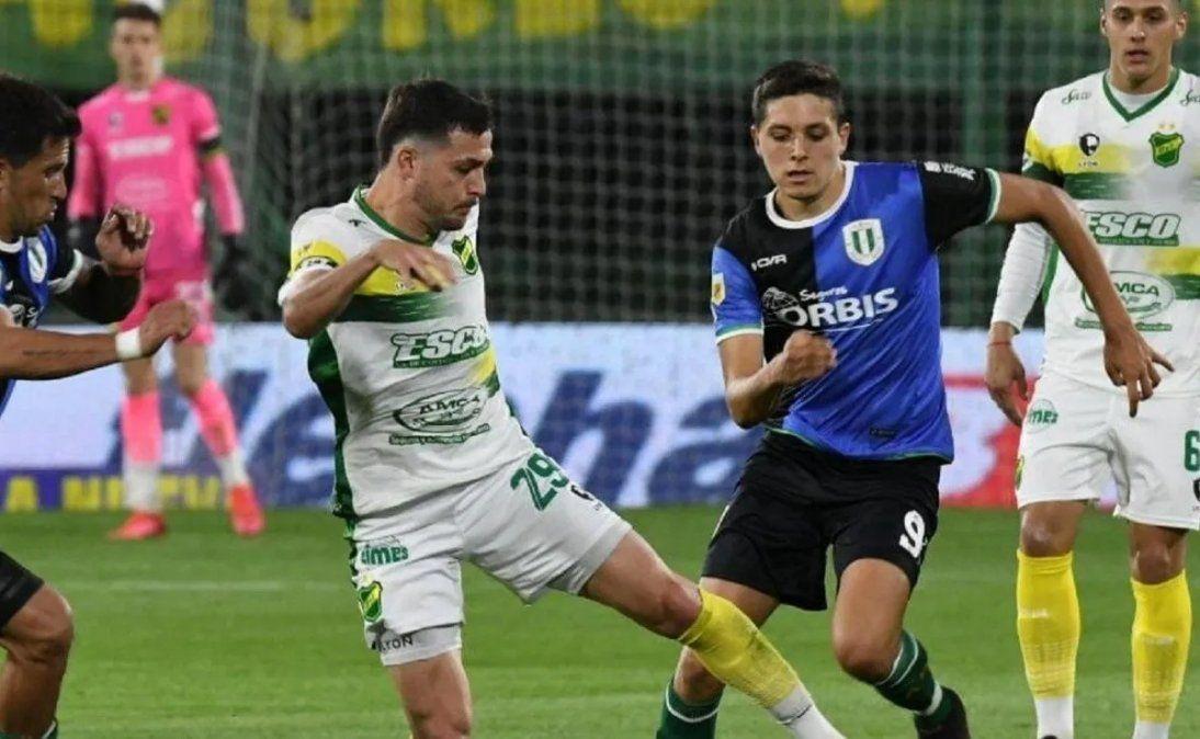 Banfield, próximo rival de Atlético, empató con Defensa