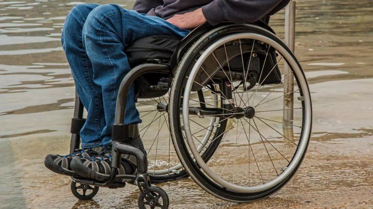 El criterio de vacunación no depende de la discapacidad en sí