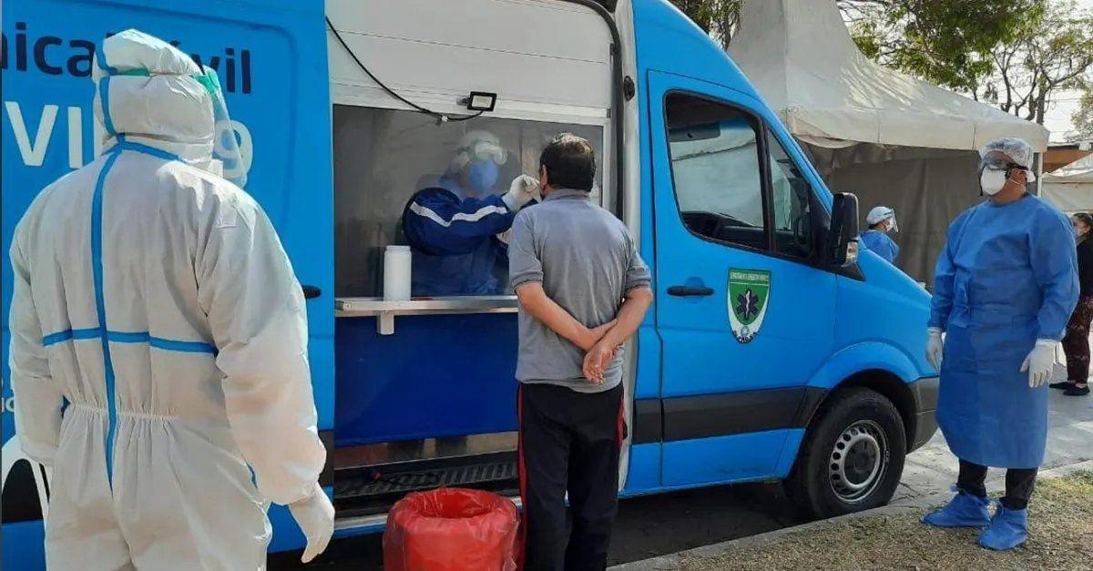 Tucumán superó los 1000 casos diarios de Covid-19 en las últimas 24 horas.