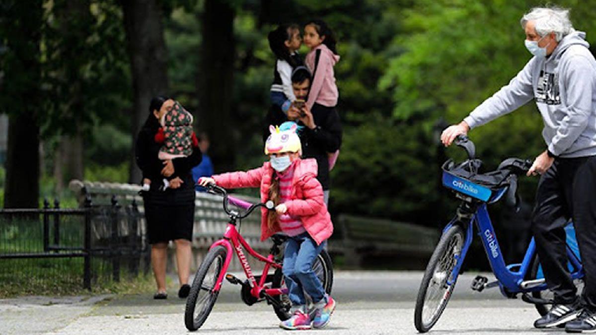 Preocupación en Estados Unidos por fuerte aumento de contagios en niños