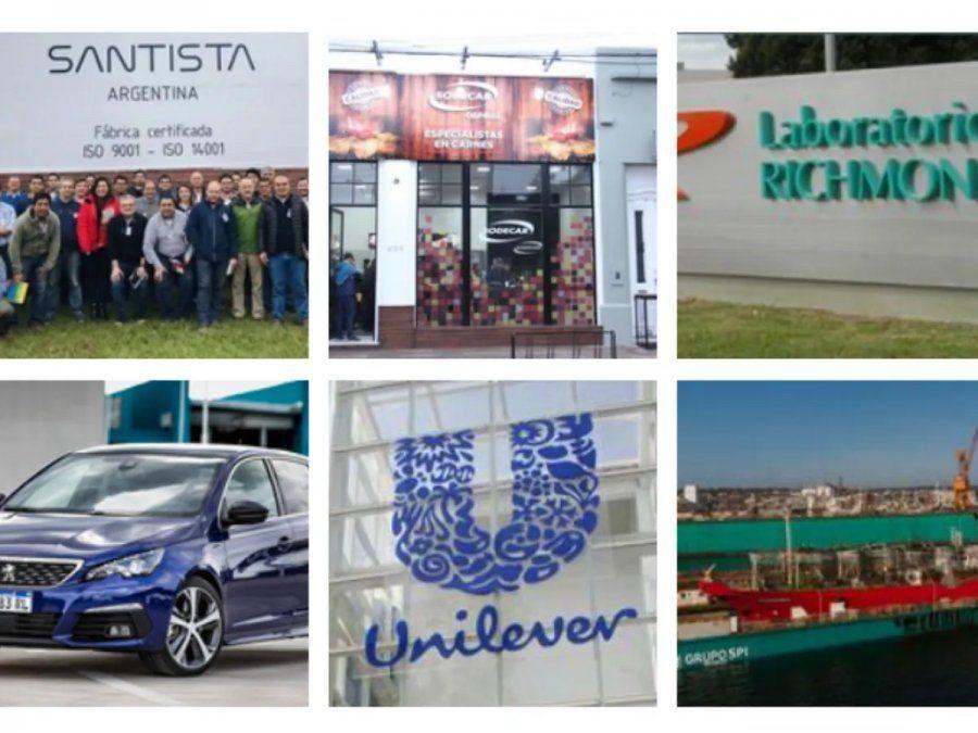 Más de 15 empresas anunciaron inversiones en Argentina