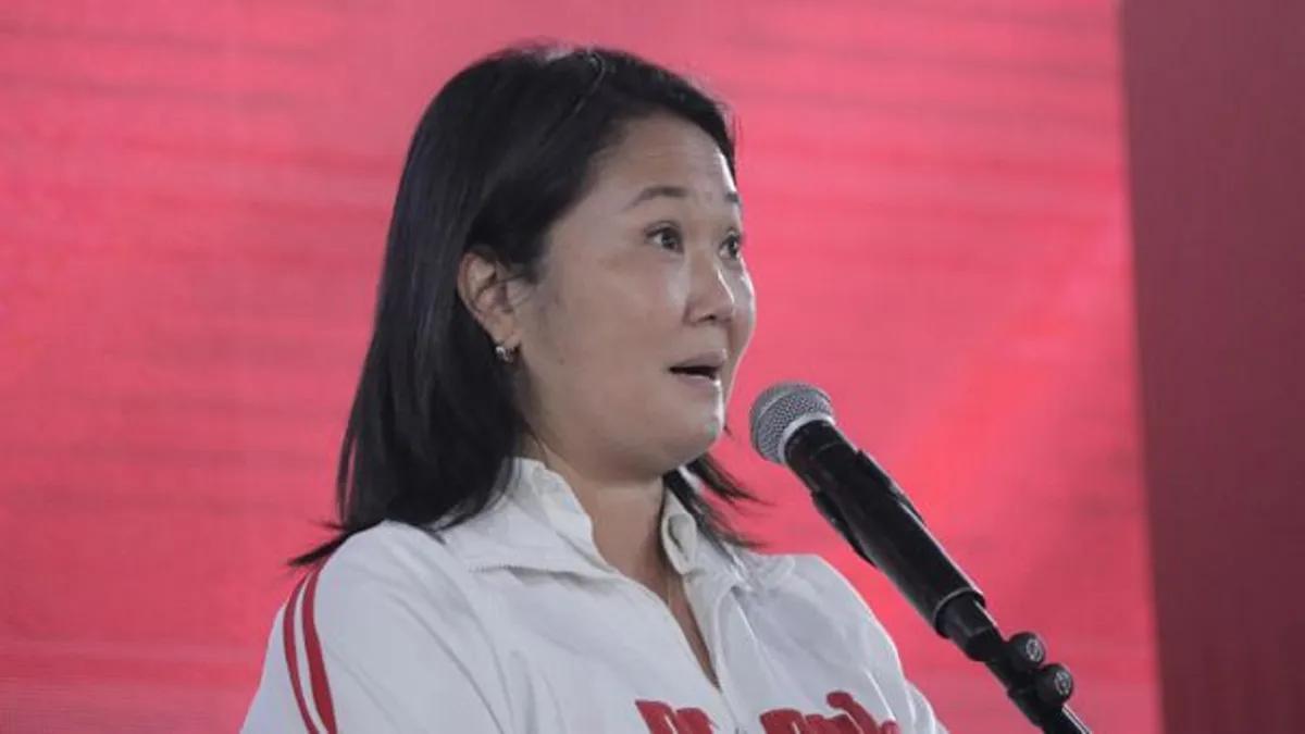 Perú: fiscal pidió prisión preventiva contra Keiko Fujimori