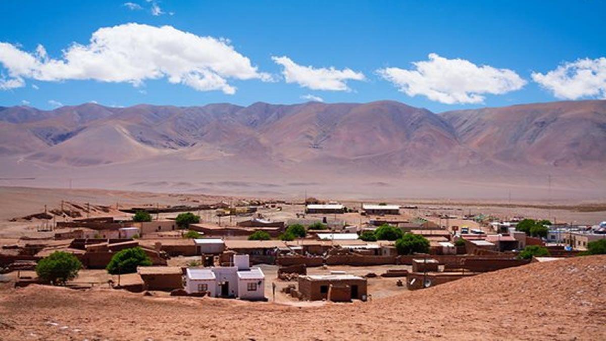 El pueblo de Salta en donde solo se ingresa vacunado