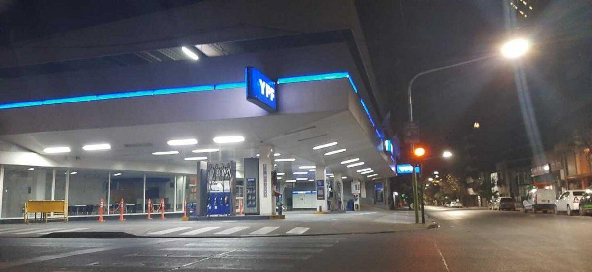 YPF aumentó el precio de sus combustibles un 3,5% promedio