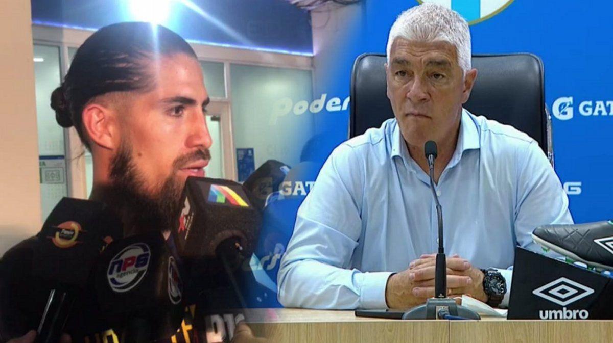 ¿Fractura en el vestuario de Atlético? Qué dijo Mario Leito