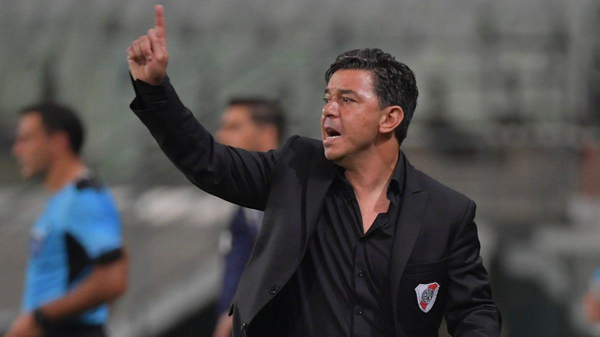 Marcelo Gallardo: Me han emocionado de la forma que jugaron