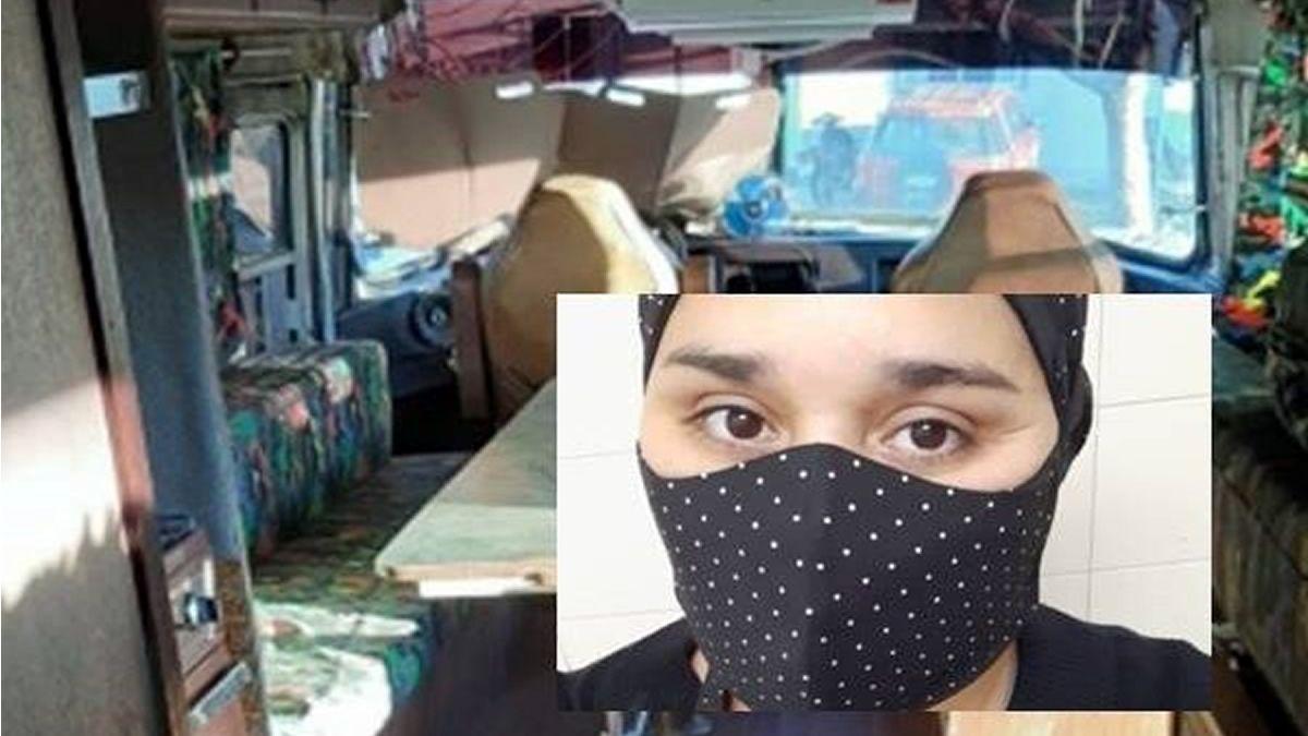 Coronavirus: vive en motorhome para no contagiar a su familia