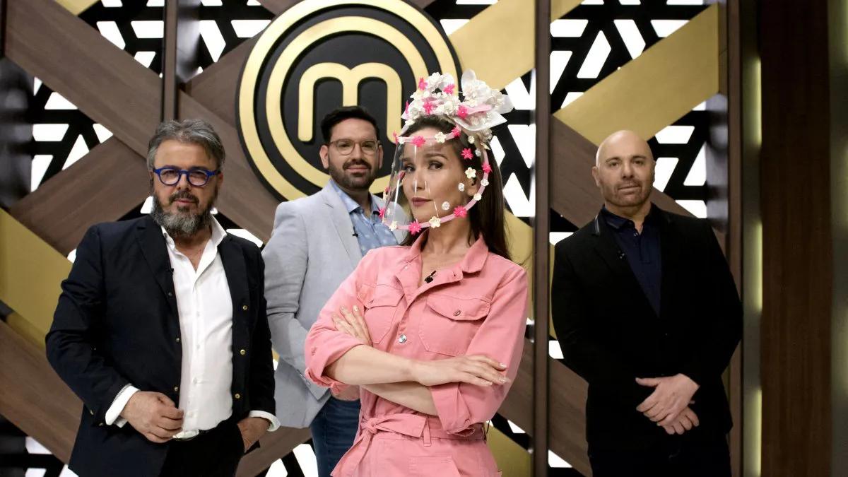 Natalia Oreiro en Masterchef: Soy ovolácteovegetariana