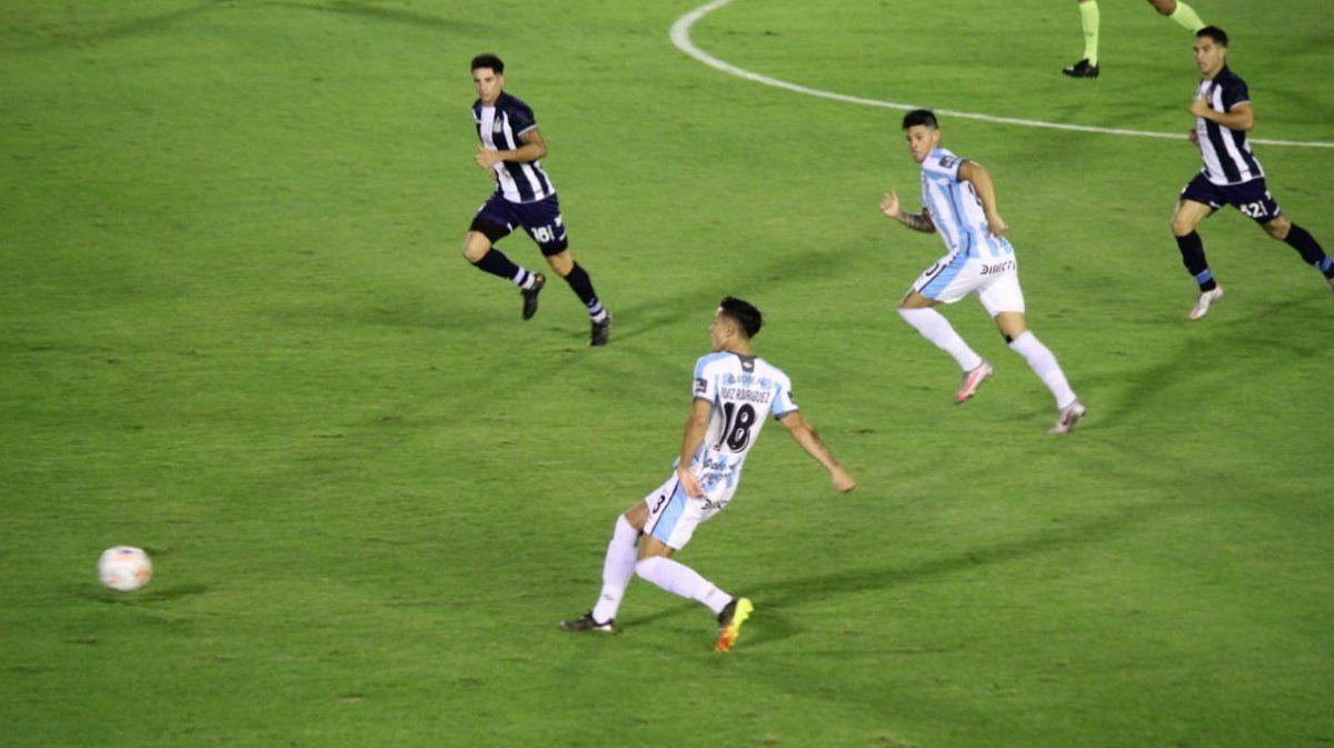 Atlético cayó 3-2 con Talleres y empieza a despedirse