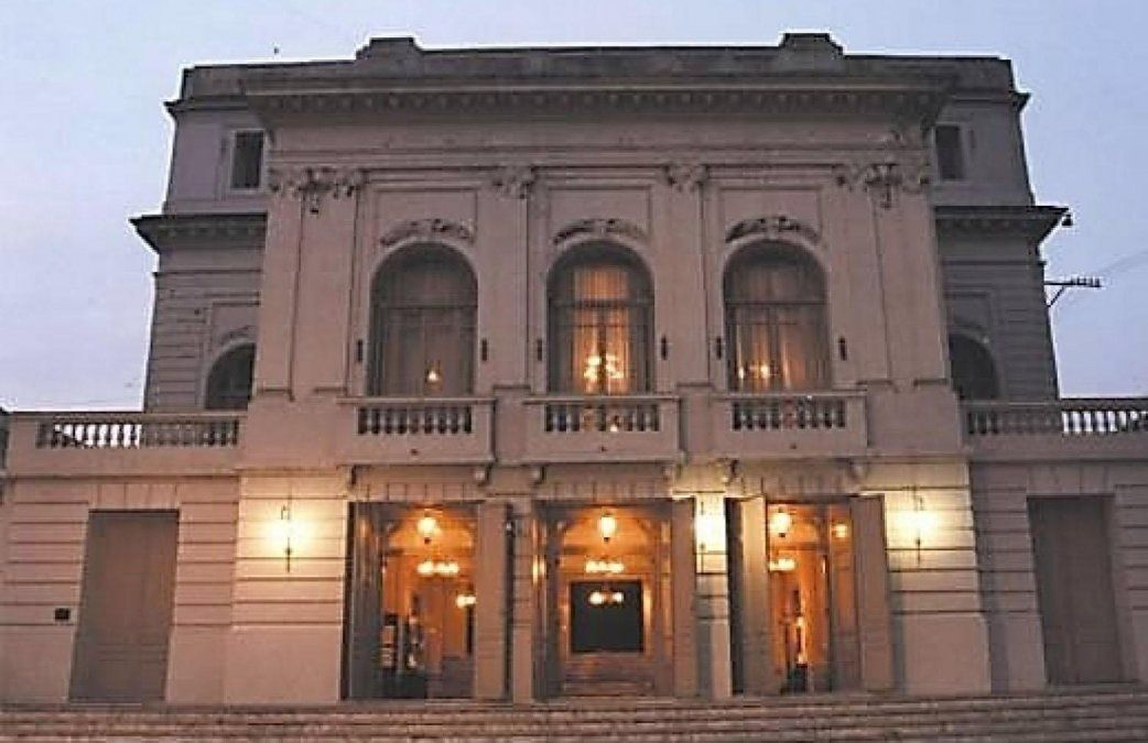 Teatro San Martín.