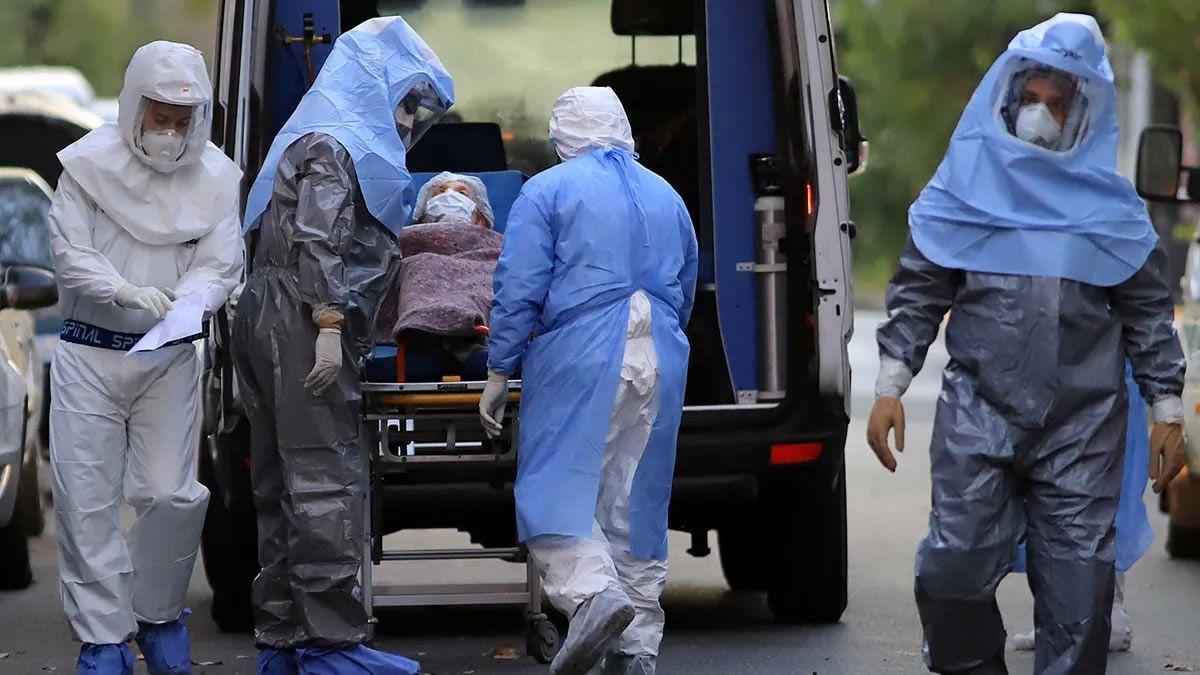 Coronavirus en Argentina: sin casos en Tucumán, 2.744 en el país