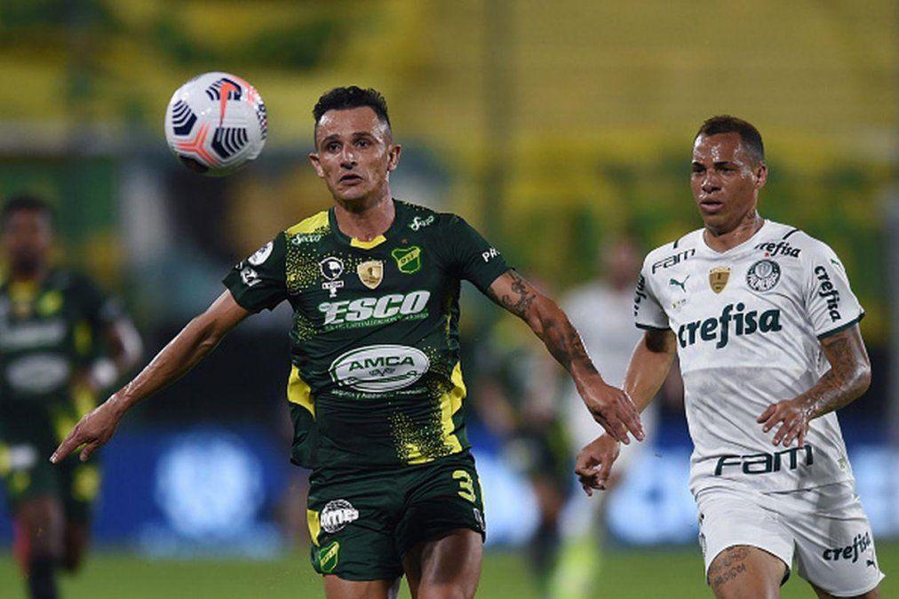 Defensa y Justicia y Palmeiras definen el campeón