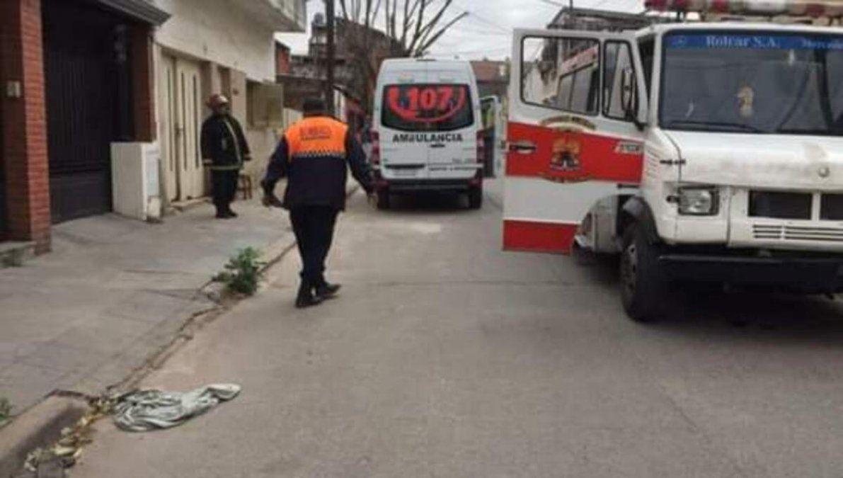 Un hombre perdió la vida en Villa Alem tras ser aplastado por una losa