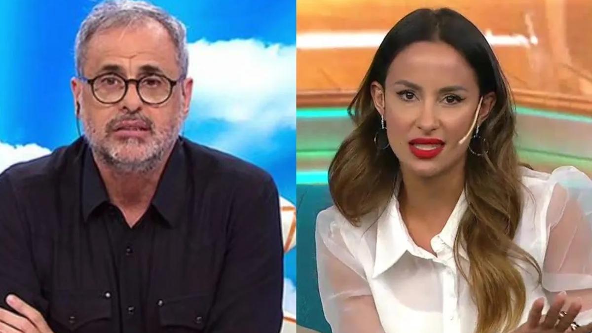 Lourdes Sánchez disparó en twitter contra Jorge Rial
