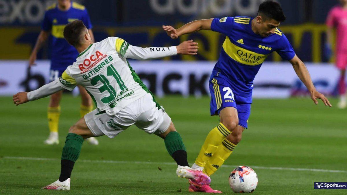 Boca y Defensa no se sacaron ventaja. Foto: tycsports.com