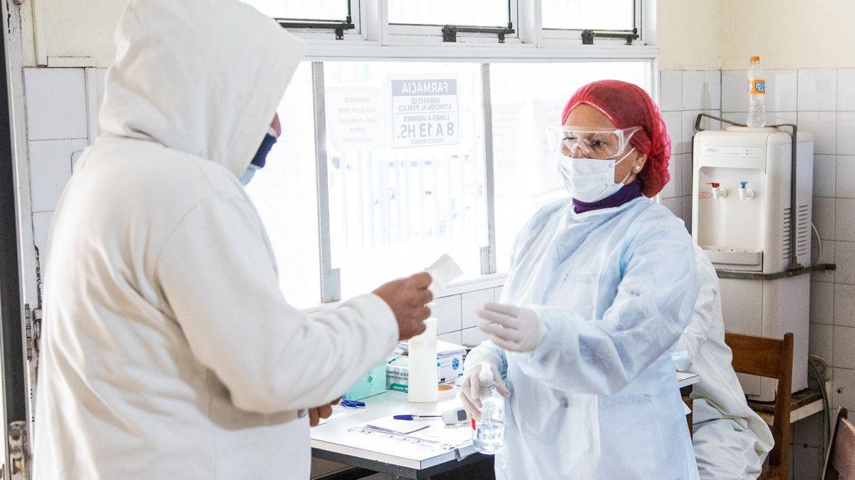 Coronavirus en Argentina: 11.945 casos nuevos y 197 muertes