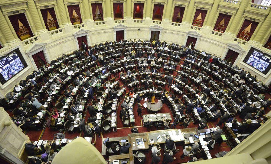Las elecciones PASO empezará a trazar el camino de los Diputados de cada uno de los precandidatos. Foto: diputados.gov.ar
