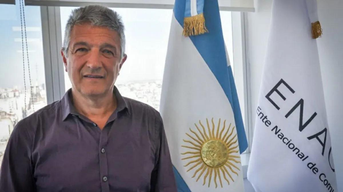 Gustavo López declaró que desde Enacom irán hasta el final porque es justo que los usuarios no paguen de más.