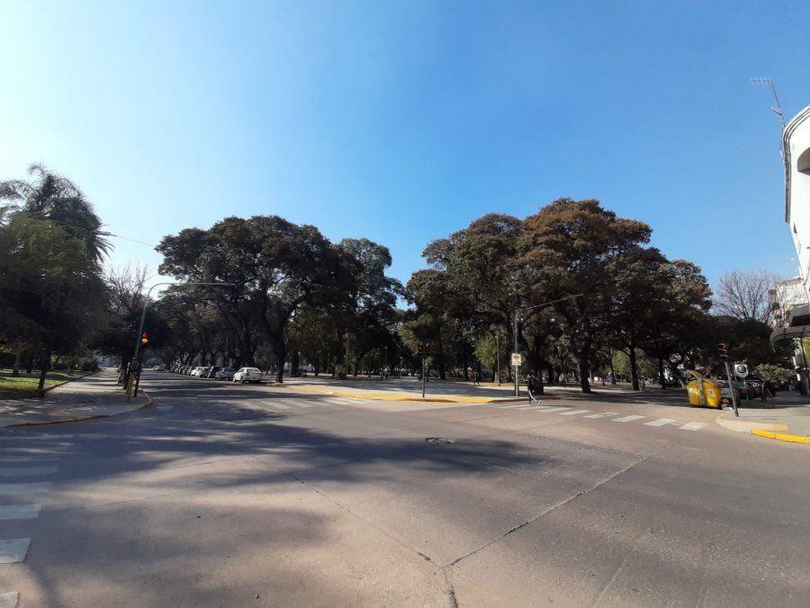 Buen tiempo y temperatura en ascenso en Tucumán