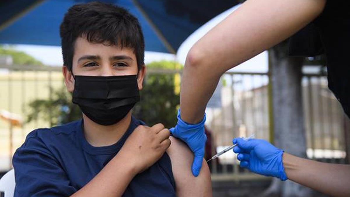 Vacunación en Tucumán: habilitaron turnos para jóvenes de 17