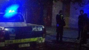 Desactivaron una fiesta en José Colombres al 1.500