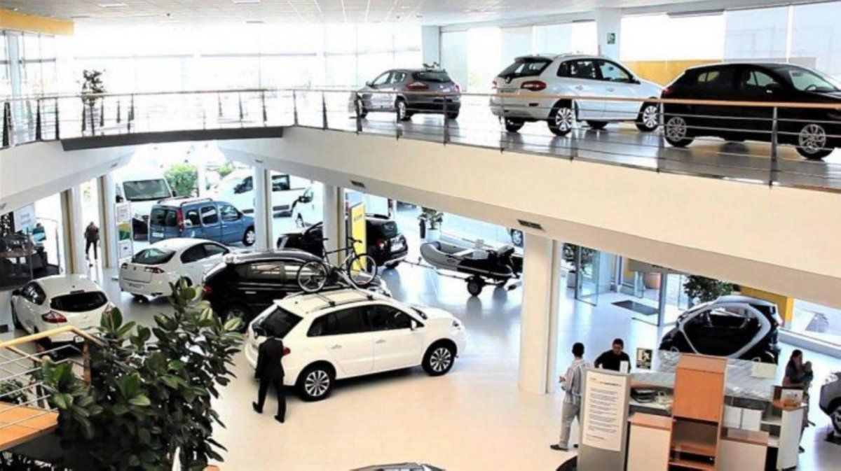 Patentar un auto 0KM cuesta hasta un 29% más.