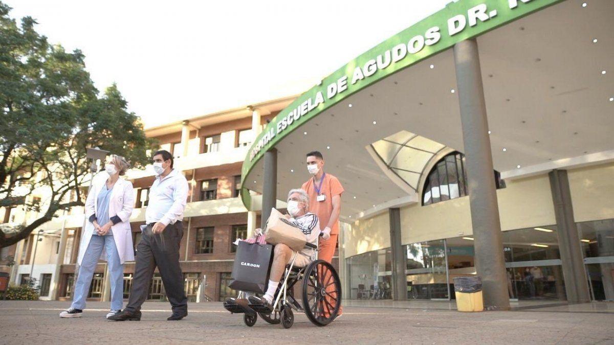 Coronavirus en Argentina: 13.744 casos nuevos y 406 muertes
