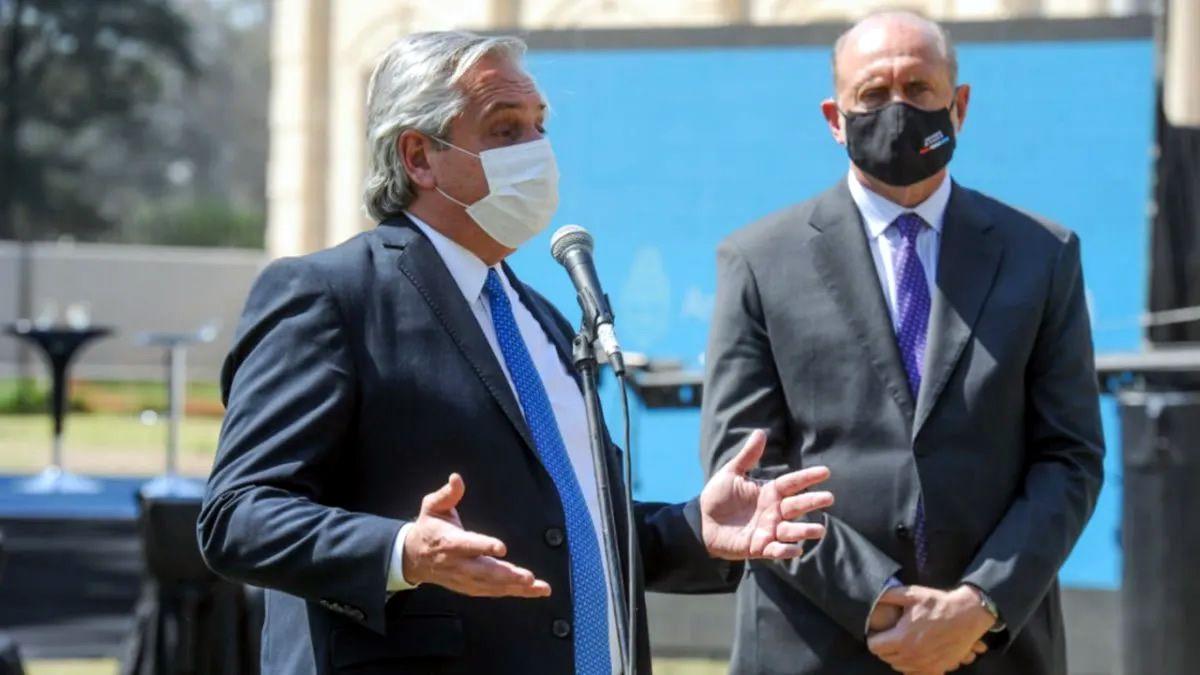 Fernández le reclamó a la Cámara de Diputados que trate la reforma judicial