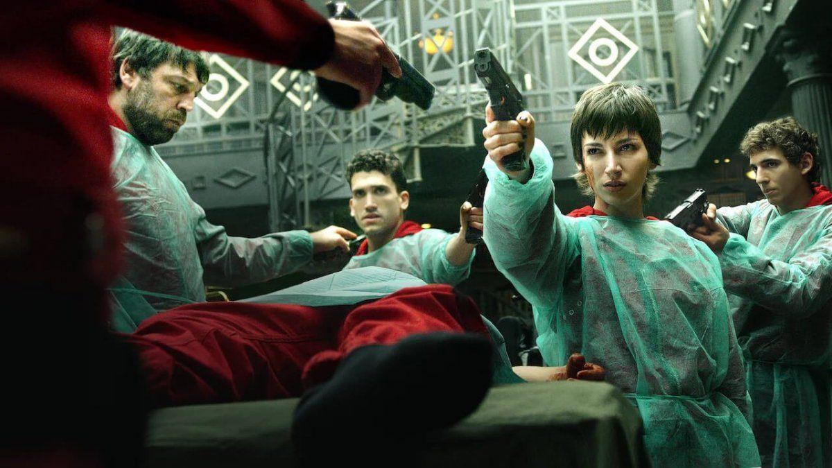 La Casa de Papel: los nuevos indicios de la quinta temporada