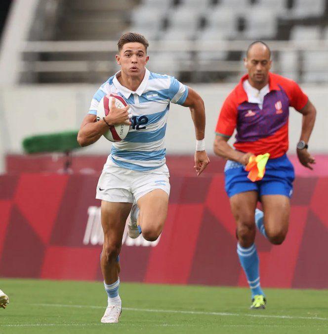 Los Pumas 7 avanzan y buscan cosechar alguna medalla en Tokio 2020.