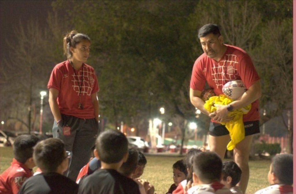 San Martín apuesta al rugby infantil