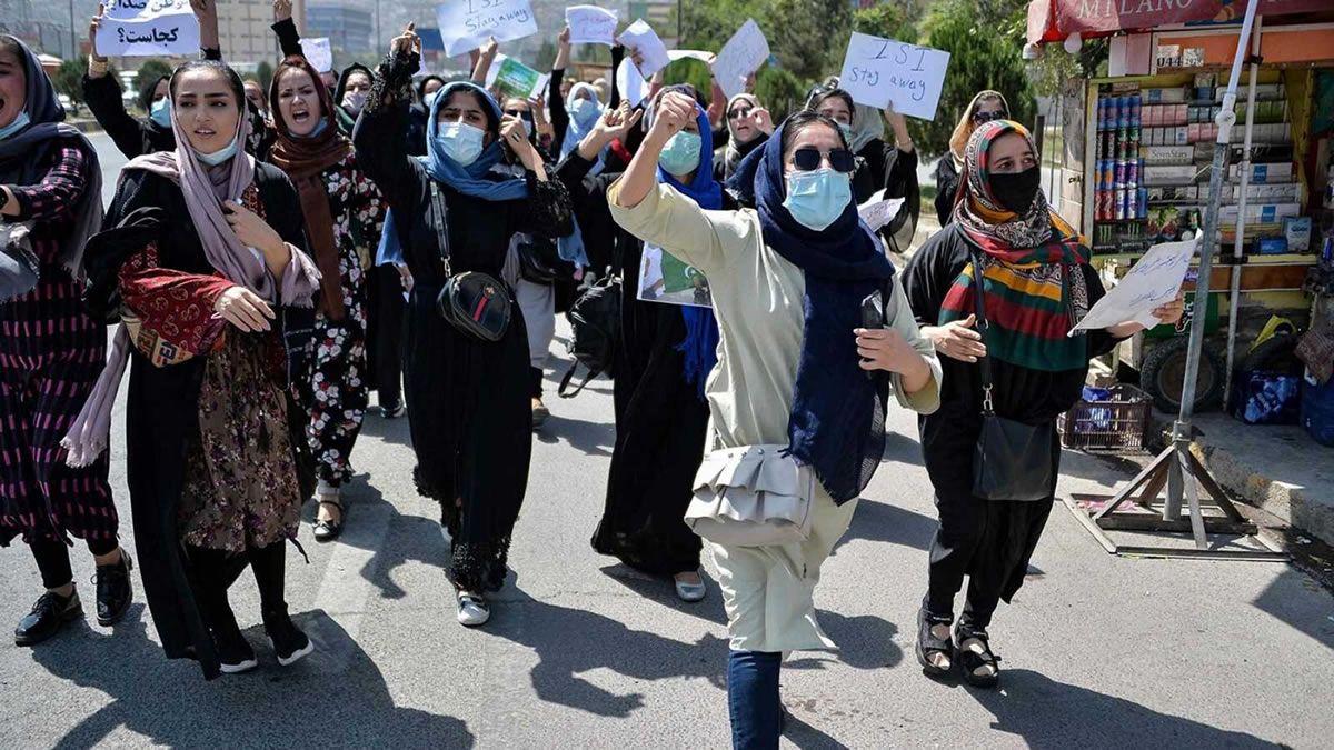 Denuncian que los talibanes no respetan los derechos humanos