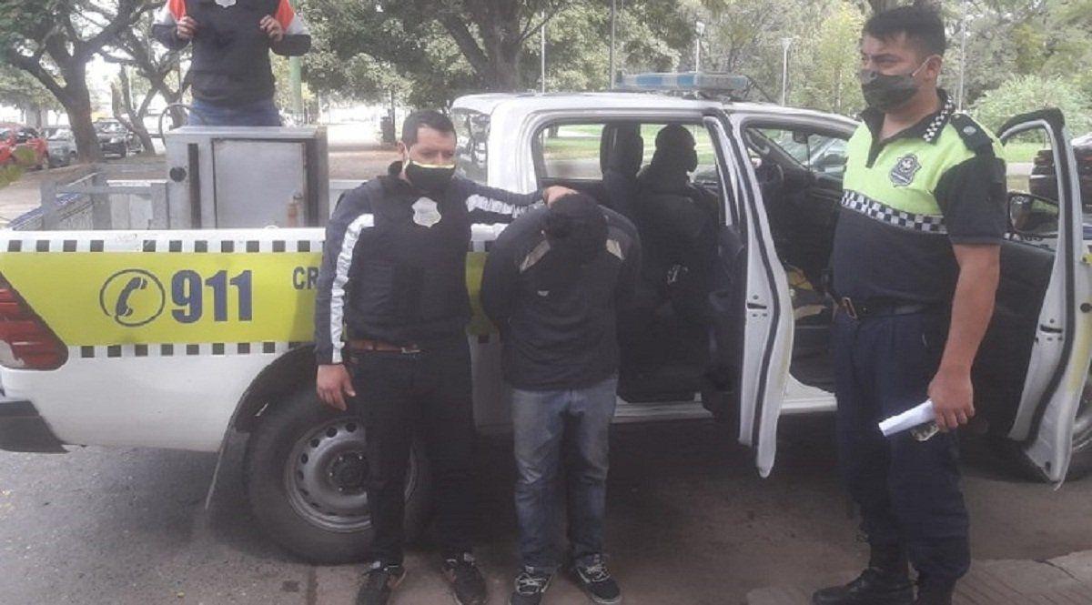 Cinco allanamientos se realizaron hoy en Villa Luján. Foto: elaconquija.com