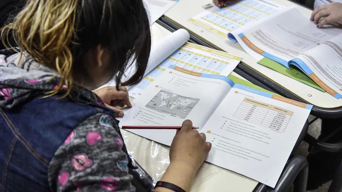 Pruebas PISA: Nación inició un proceso para la edición 2022. Foto: ambito.com