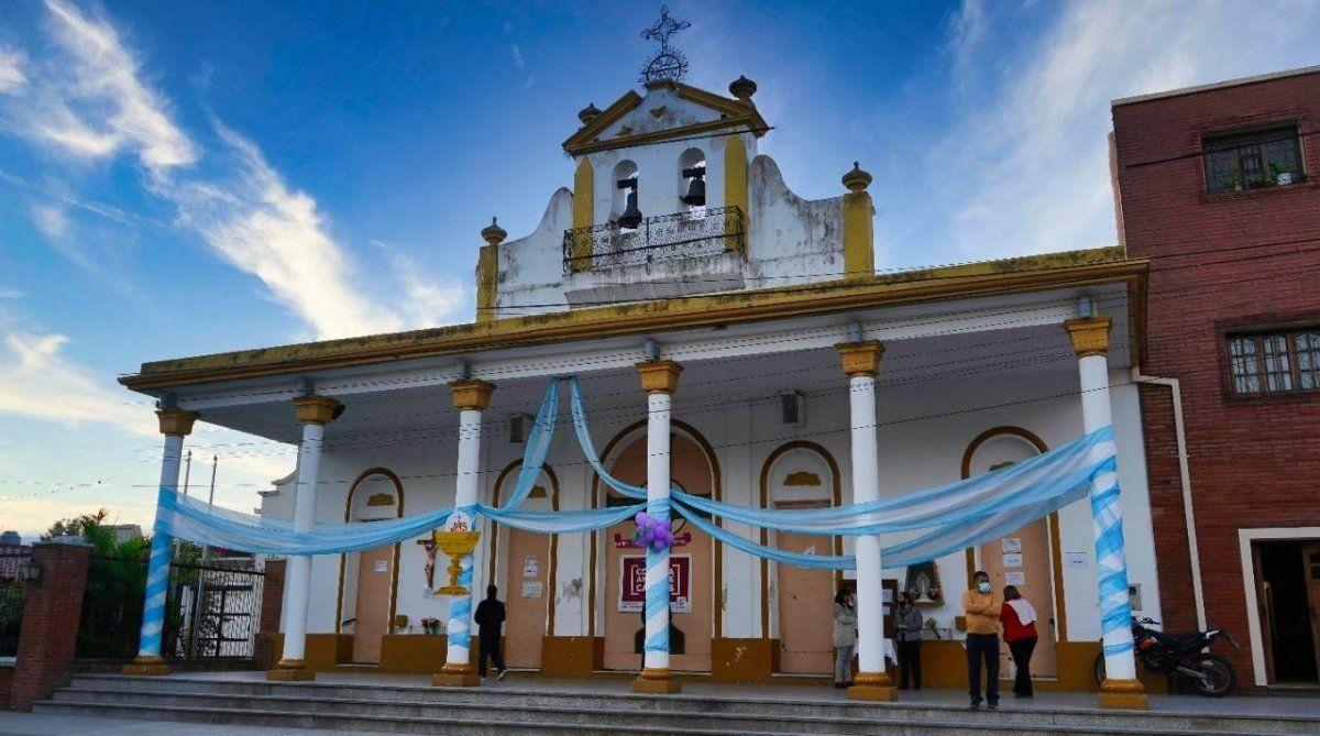 La Parroquia Nuestra Señora de Luján celebra 120 años