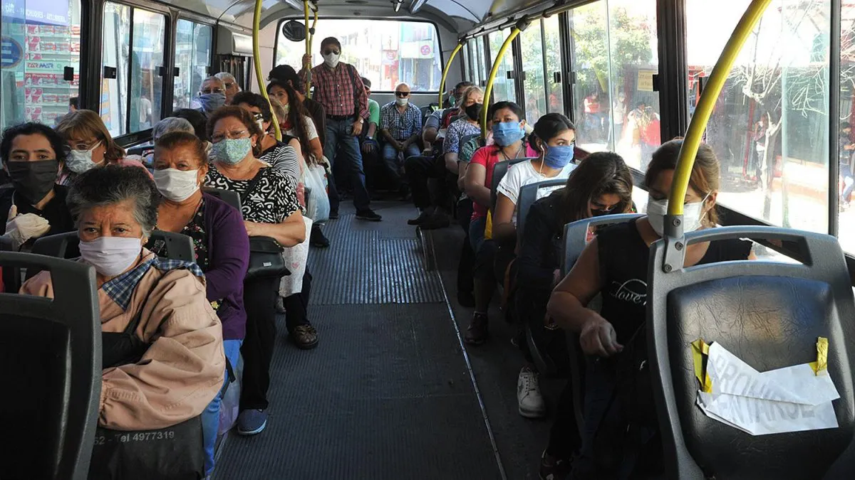 Vuelven a circular normalmente los colectivos en Tucumán