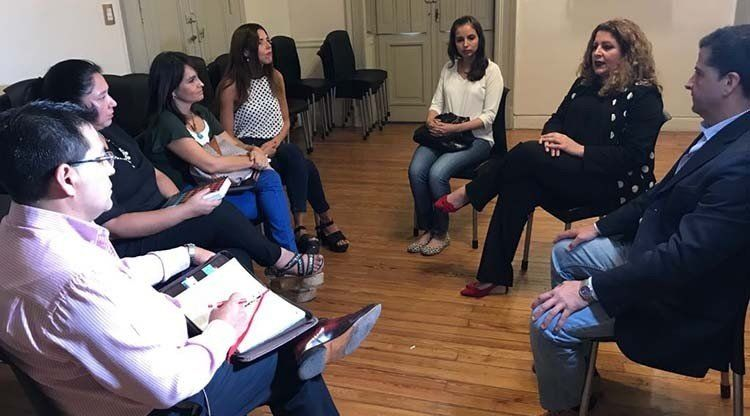 Crean cuerpo de abogados para asistir a víctimas de violencia