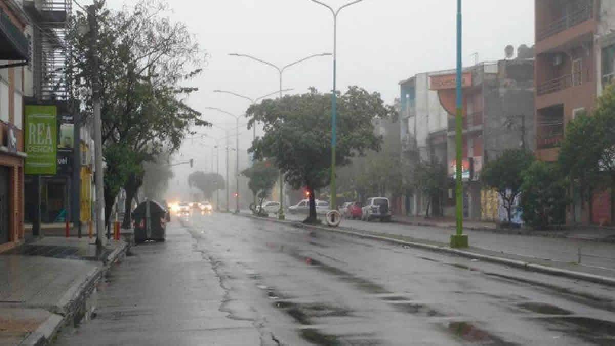 No hubo consecuencias tras las ráfagas de viento y lluvia en Tucumán