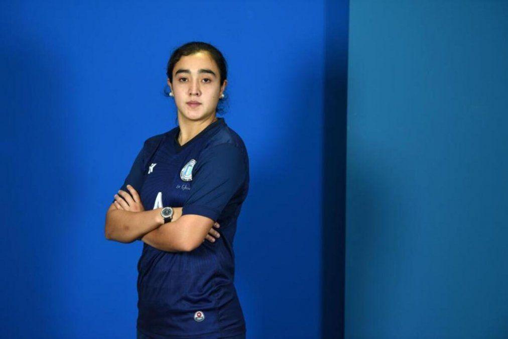 Yamila Budeguer fue convocada a la Selección Nacional de Futsal. Foto: La Gaceta.