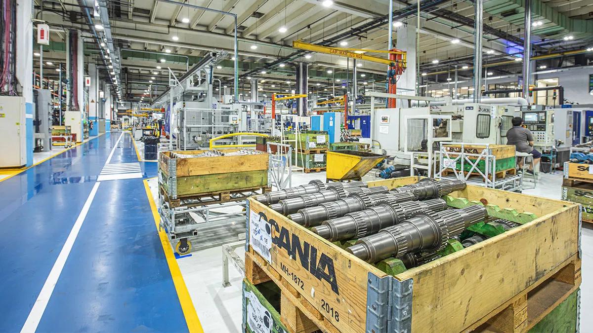 La planta de Scania en Tucumán tendrá producción récord
