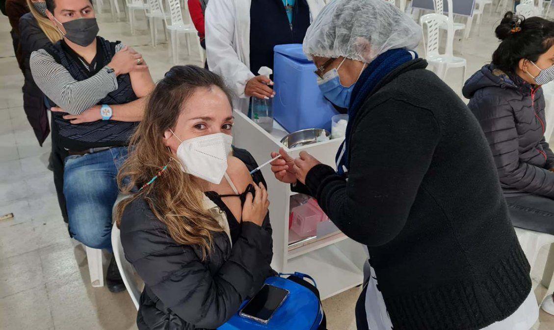 Comienza la vacunación a jóvenes de 16 años en Tucumán