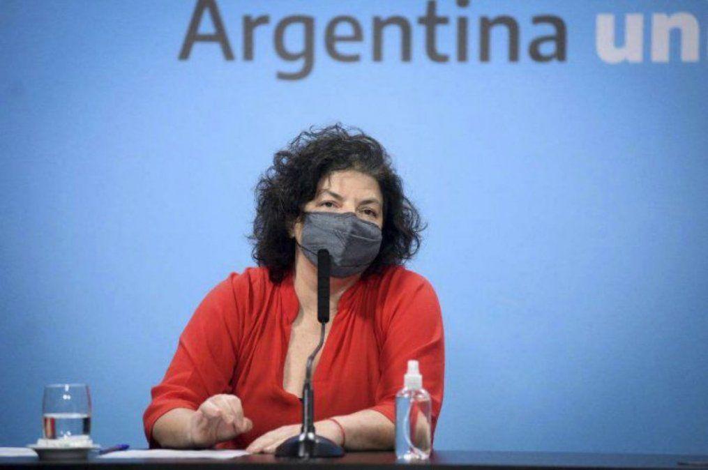 La prioridad en Argentina es completar los esquemas de vacunación