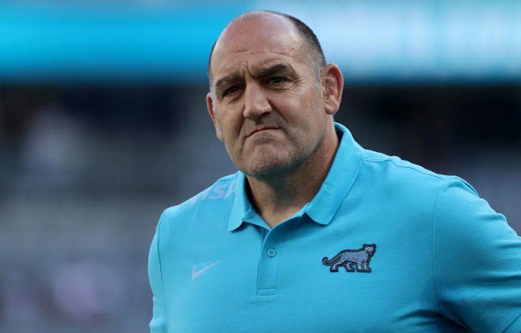 El elogio del entrenador de Los Pumas a Nicolás Sánchez