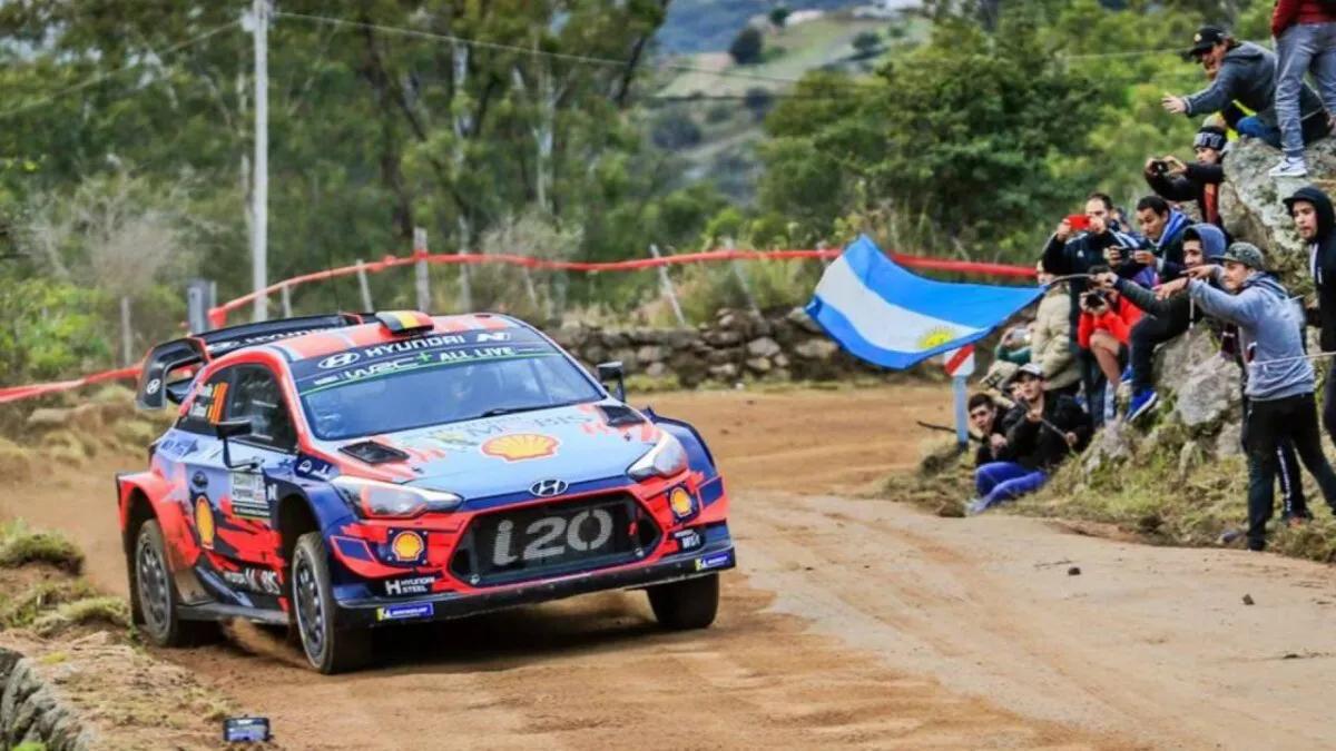 Las autoridades del Rally Argentino realizarán en Trancas test de covid-19. Foto: lv12.com.ar