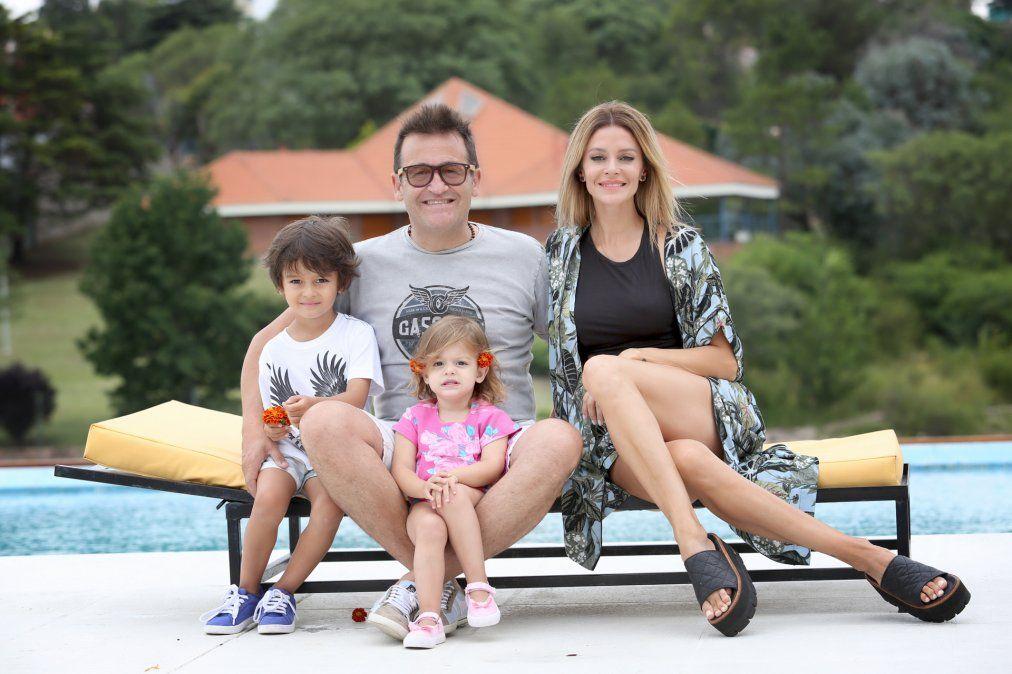 Álvaro Navia contó por qué se fue a vivir a Uruguay con su familia