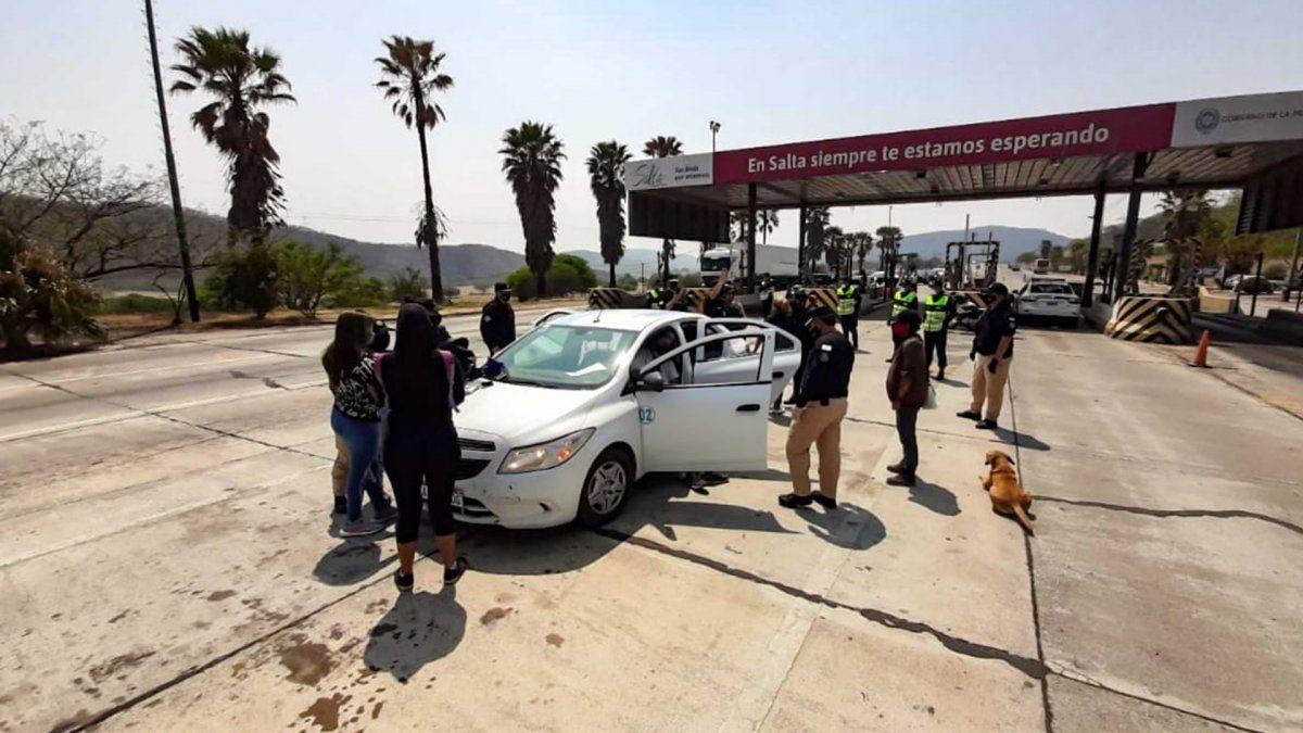 Salta: la PSA desbarató una banda que traficaba pasta base