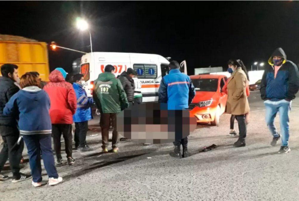 Monteros: muere un joven en un accidente de tránsito